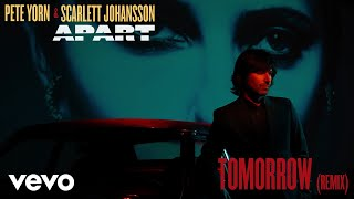 Pete Yorn - Tomorrow (Remix/Audio) ft. Scarlett Johansson