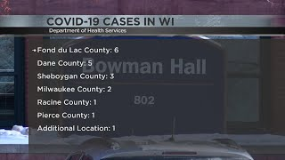 Total Confirmed Covid-19 Cases In Wisconsin Rises To 19