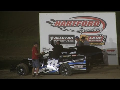 Modified feature at Hartford Speedway on 7-31-15