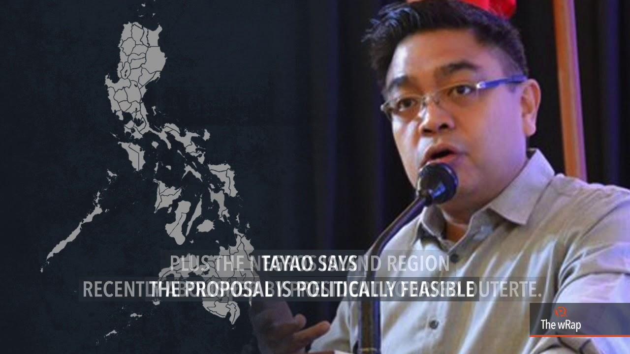Duterte's Con-Com eyes 17 regions, plus NCR, in planning federalism