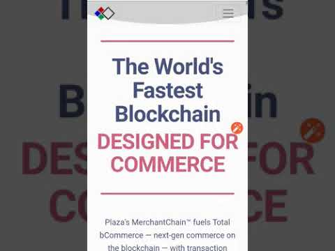 PLAZA: BOLSTERING ONLINE RETAIL OPERATIONS