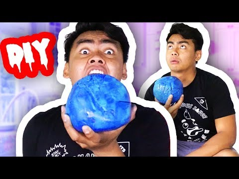 Thumbnail: DIY EXCLUSIVE GIANT GUMBALL!
