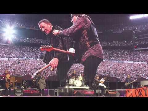 Bruce Springsteen Glory Days 8/30/16 MetLife Stadium, NJ