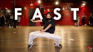 Fast ft Sean Lew - Saweetie | Brian Friedman Choreography | Millennium Dance Complex