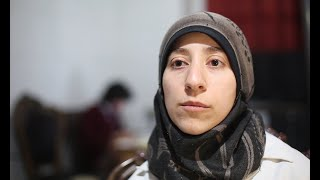 A female doctor in east Ghouta challenging patriarchy