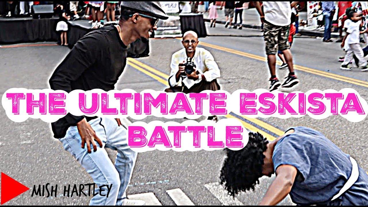 Fairfax Eskista Battles| Ethiopian New Year | Los Angeles| Enkutatash