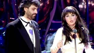 sarah brightman andrea bocelli   time to say goodbye 1997 video