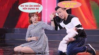 Trấn Thành - HariWon Đồng Loạt Lên Tiếng Về Tin Đồn Mang Thai | Hài Trấn Thành 2017