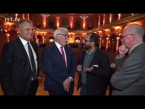 Prof. Dr. Norbert Lammert Beim Volksbank Symposium