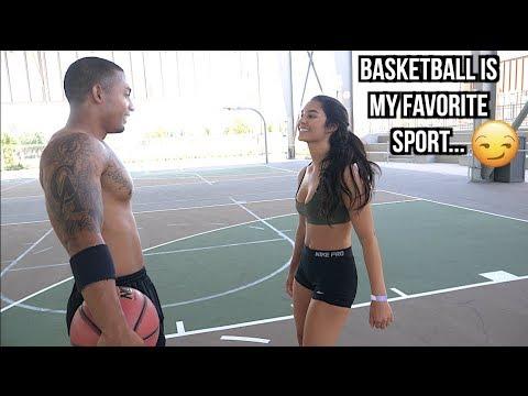 S.T.R.I.P Basketball 1 v 1
