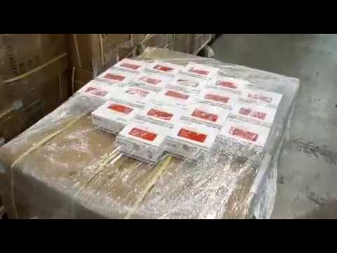 Material de protección frente al coronavirus enviado por el Gobierno a Castilla y León