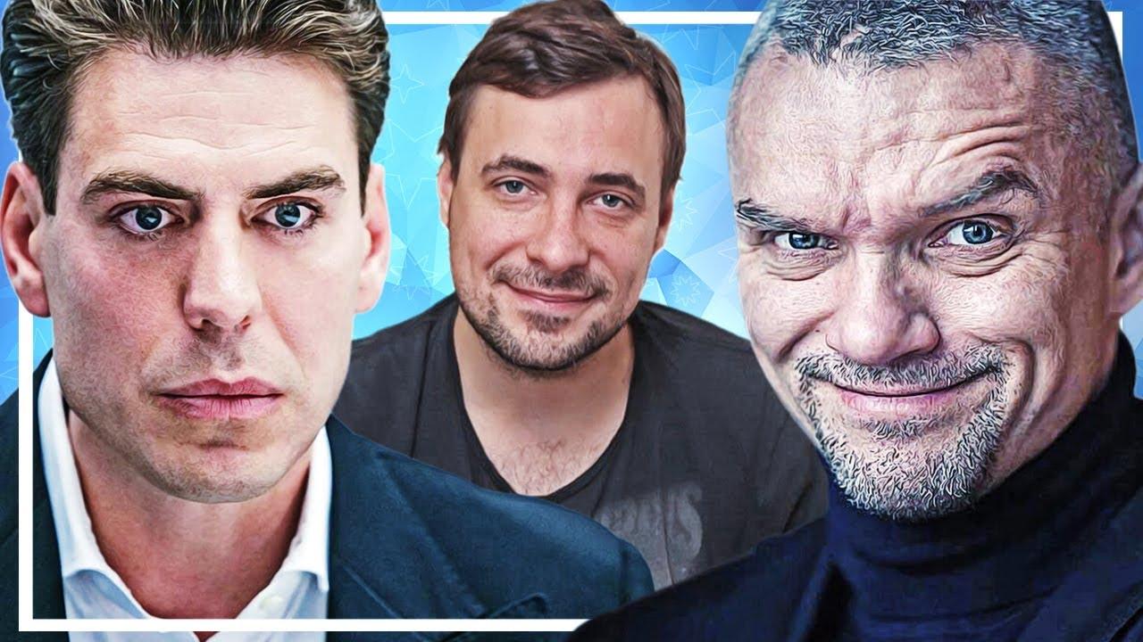 Российские актёры с испорченной репутацией