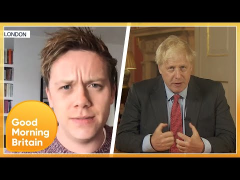 Owen Jones Hits Out At The Government After 'Disastrous Conflicting Messaging'| Good Morning Britain from YouTube · Duration:  5 minutes 7 seconds