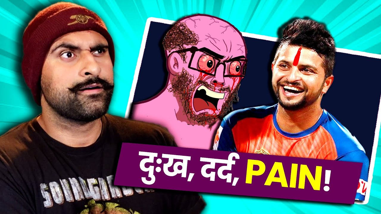LIBERAL MELTDOWN On Suresh Raina! | Connection To South Africa