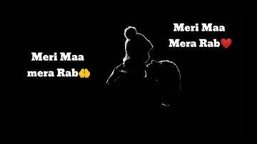 Meri Maa Mera rab   Pooranviram   Singer KD   lyrics  #desierlifemusic