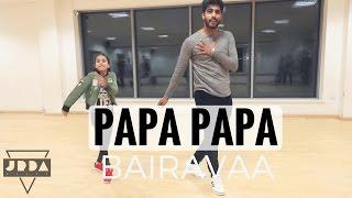 Bairavaa | PaPa PaPa DANCE Video Song | VIJAY | Santhosh Narayanan @JeyaRaveendran choreography