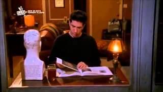 Friends without laughter -- Ross Might Assault Rachel