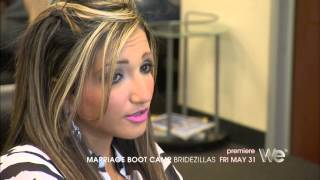 Marriage Boot Camp: Bridezillas - Meet Remy & Rob!
