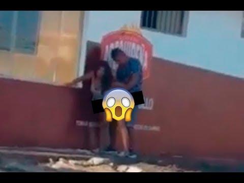Arequipa: Jóvenes Tienen Relaciones Sexuales En La Calle