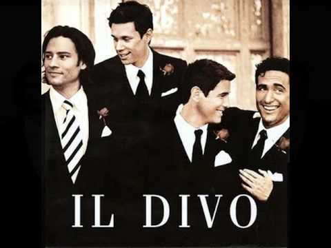IL Divo/ Por Ti Seré (You Raise Me Up)