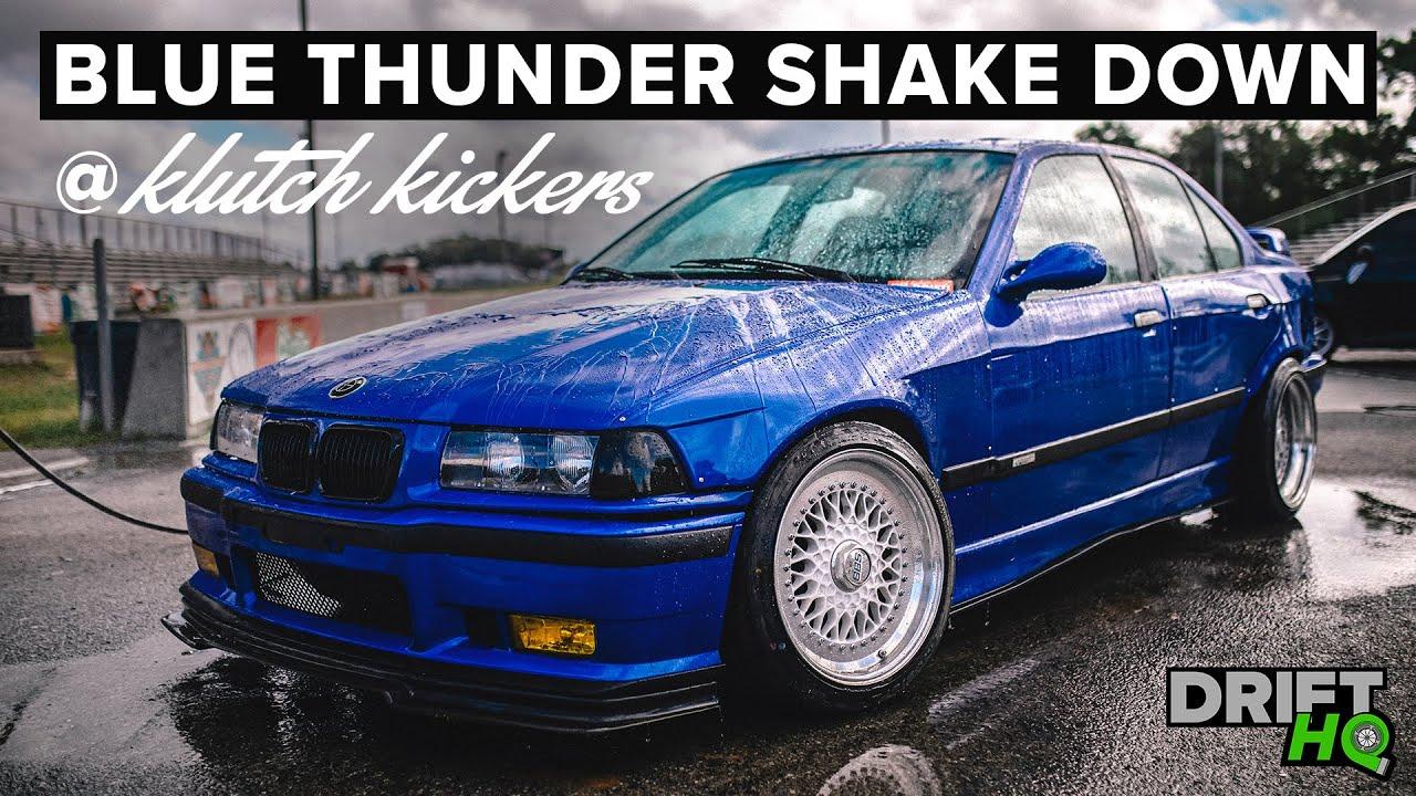 Download BLUE THUNDER SHAKE DOWN - S54 E36 DRIFT CAR
