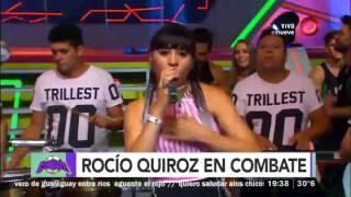 ¡Rocío Quiroz en Combate!