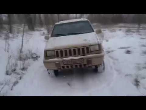 Jeep 1uz Offroad Snow