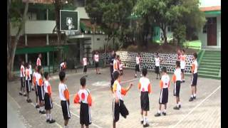 video pembelajaran basket passing dada.wmv