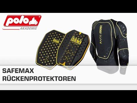 safemax-rückenprotektoren