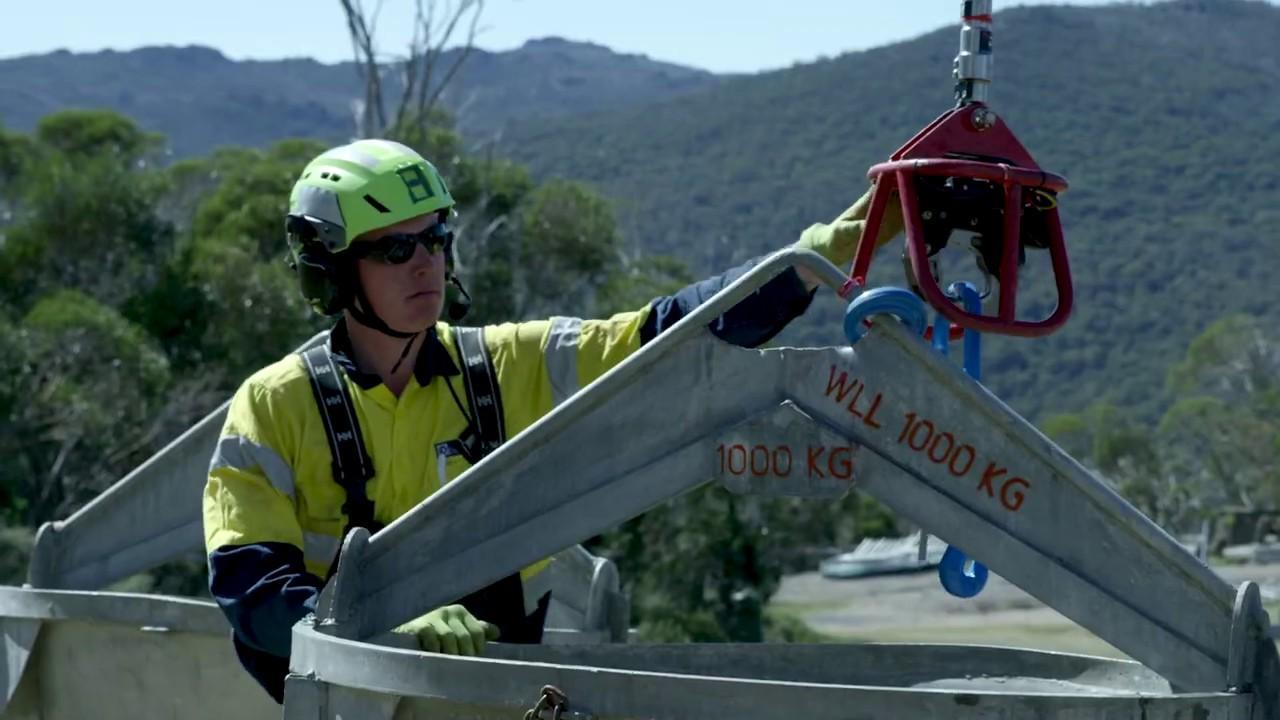 Merritts Gondola Construction Update