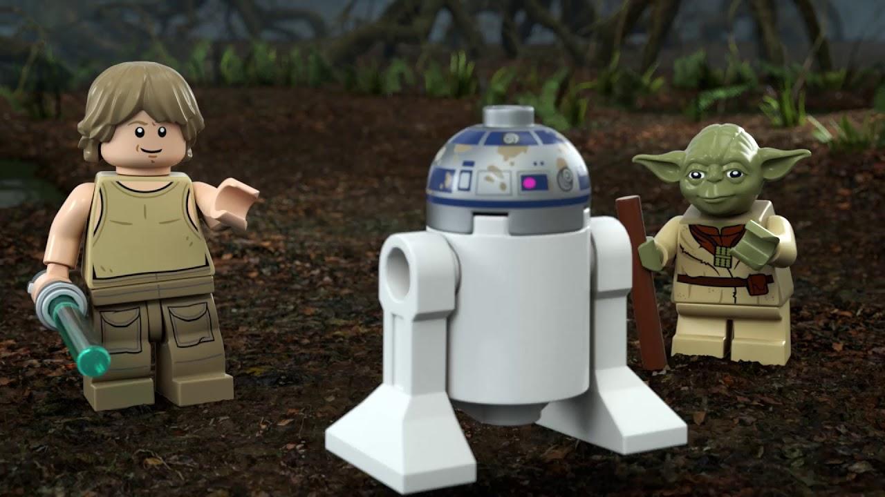 Lego 75208 Star Wars Il Rifugio di Yoda Yoda/'s Hut