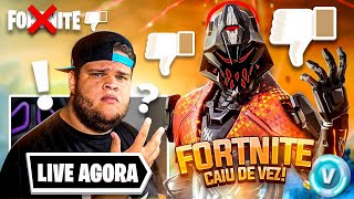 LIVESTREAM: FORTNITE CAIU | AM3NlC