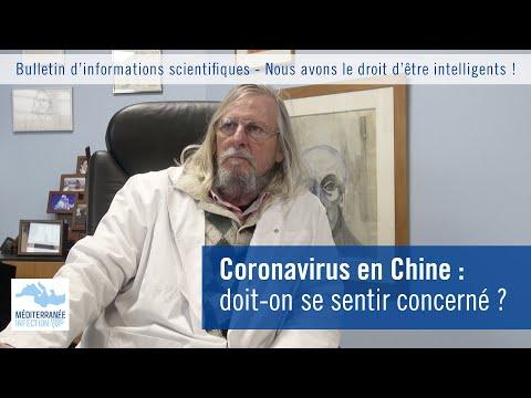 Coronavirus en Chine: doit-on se sentir concerné ?