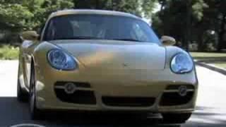 Porsche Cayman S 2008 Videos