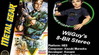 Metal Gear (NES) Soundtrack - 8BitStereo