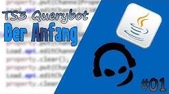 TS3 Bot programmieren in Java #01 | Ninju