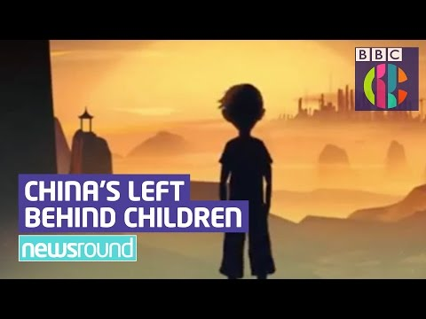 China's Left Behind Children: A Newsround Special Report - CBBC