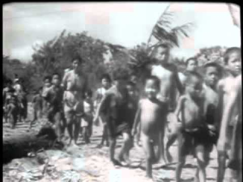 WWII Document: The Marianas & Saipan