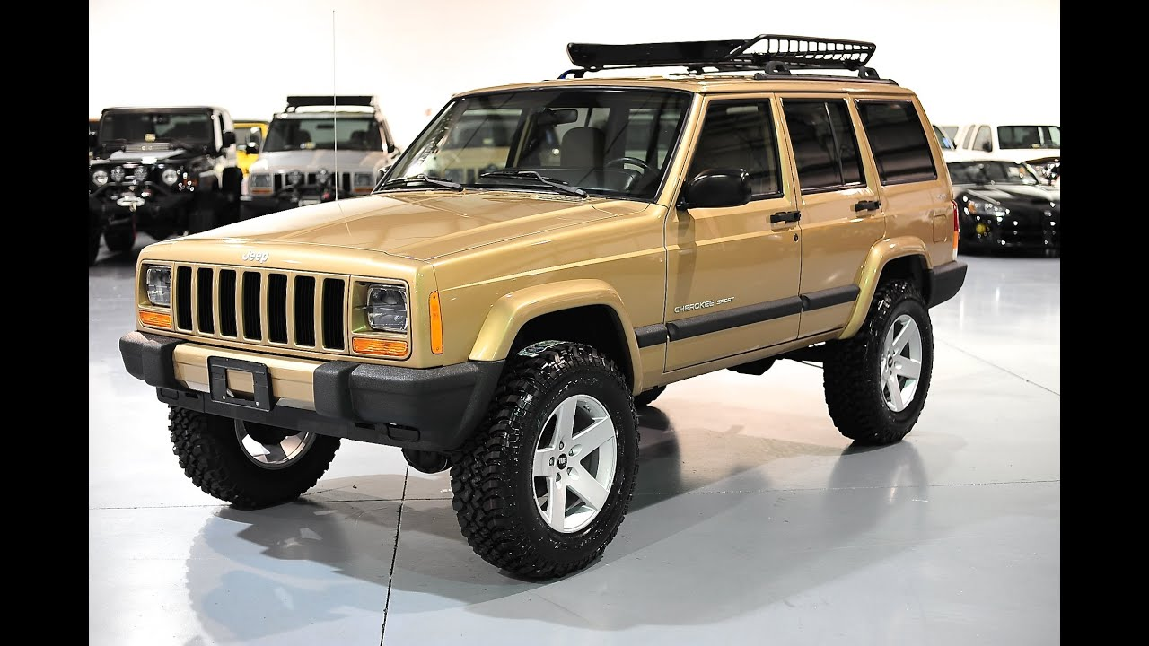 Cherokee Xj For Sale >> Davis AutoSports / BUILT / LIFTED / STAGE 2+ CHEROKEE SPORT FOR SALE - YouTube