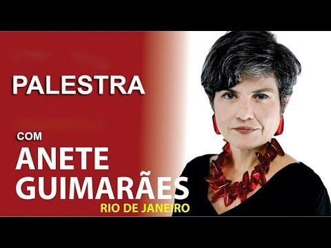 """Palestra """"Pai Nosso"""" com Anete Guimarães (A.E. Boa Nova)"""