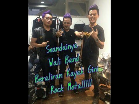 Keren Abis,,, Wali Band ~ Cari Jodoh (Cover Rock Metal)