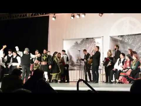 Seismos, Advanced Senior Finals: Ascension Greek Orthodox Cathedral of Oakland, FDF 2018