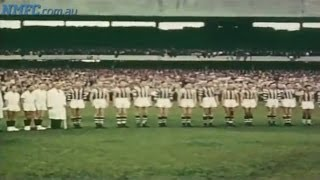 Flashback: 1950 Grand Final - North Melbourne v Essendon