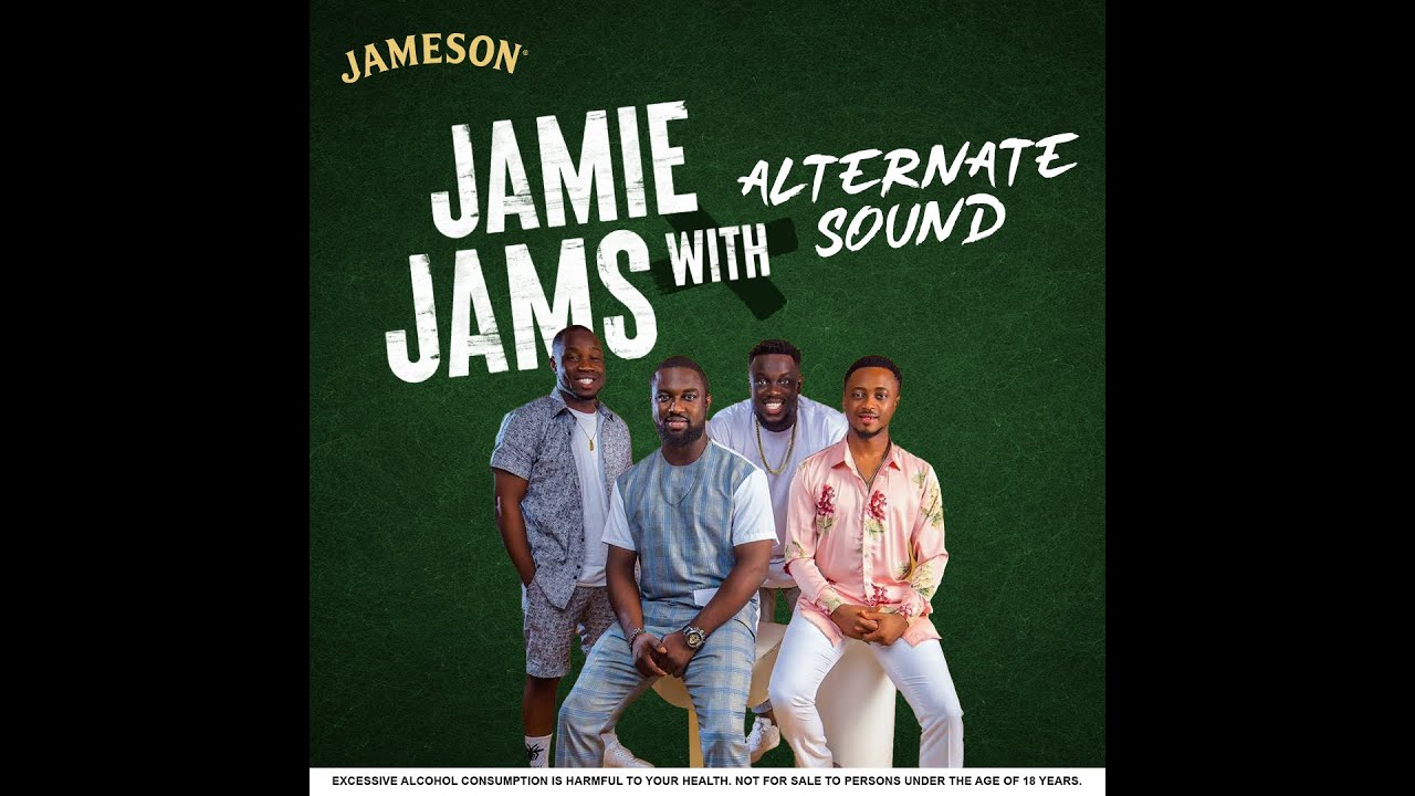 Jamie Jams with Alternate Sound - Khaligraph & Nyashinski
