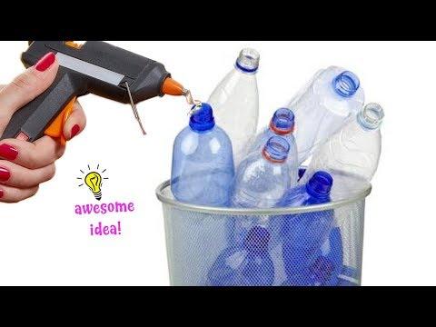 3 ADORABLE WAYS TO REUSE/RECYCLE PLASTIC BOTTLES| Best Reuse Idea