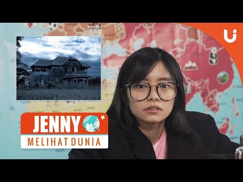 Rumah Hantu - Jenny Melihat Dunia