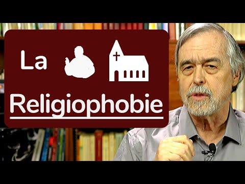 LA RELIGIOPHOBIE - Laïcité et Fin des temps - Jean-Marcel Gaudreault