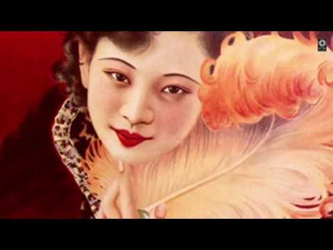 The memories Of Old Shanghai With A Romantic Chinese Song