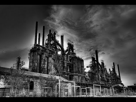 Bethlehem Steel - The abandoned factory