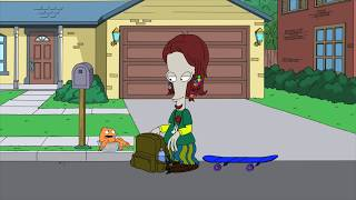 American Dad Roger Mgmt Electric Feel